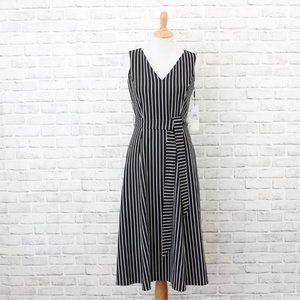 Calvin Klein Women's Striped Dress